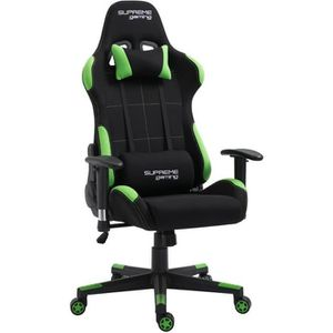 chaise gamer achat vente chaise gamer pas cher cdiscount. Black Bedroom Furniture Sets. Home Design Ideas