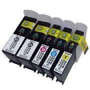 CARTOUCHE IMPRIMANTE PACK DE 5 CARTOUCHE LEXMARK 100XL COMPATIBLE PREMI