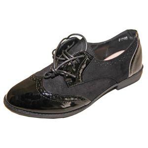 DERBY Chaussures Derby Derbies à Lacets Vernis et simili