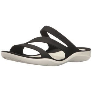 253b1fa1a80 SANDALE - NU-PIEDS CROCS Femmes Swiftwater Sandales 1QZ4SI Taille-41