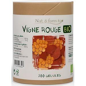 SOIN CIRCULATION Vigne rouge Bio Éco - 200 gélules