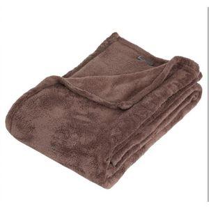 couverture polaire microfibres achat vente couverture polaire microfibres pas cher black. Black Bedroom Furniture Sets. Home Design Ideas