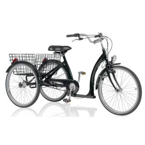 velo tricycle adulte achat vente pas cher. Black Bedroom Furniture Sets. Home Design Ideas