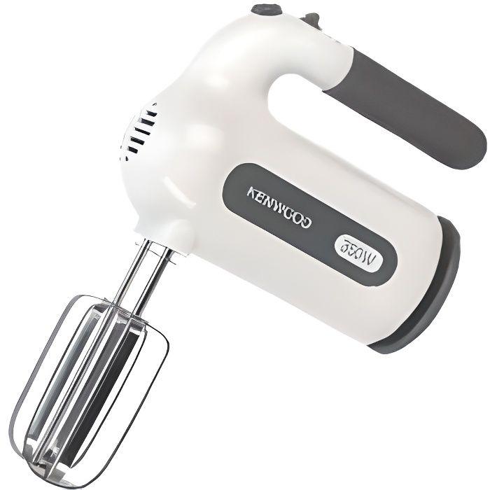 KENWOOD Batteur - HM620 - 350 W - Blanc/GrisBATTEUR ELECTRIQUE - FOUET ELECTRIQUE