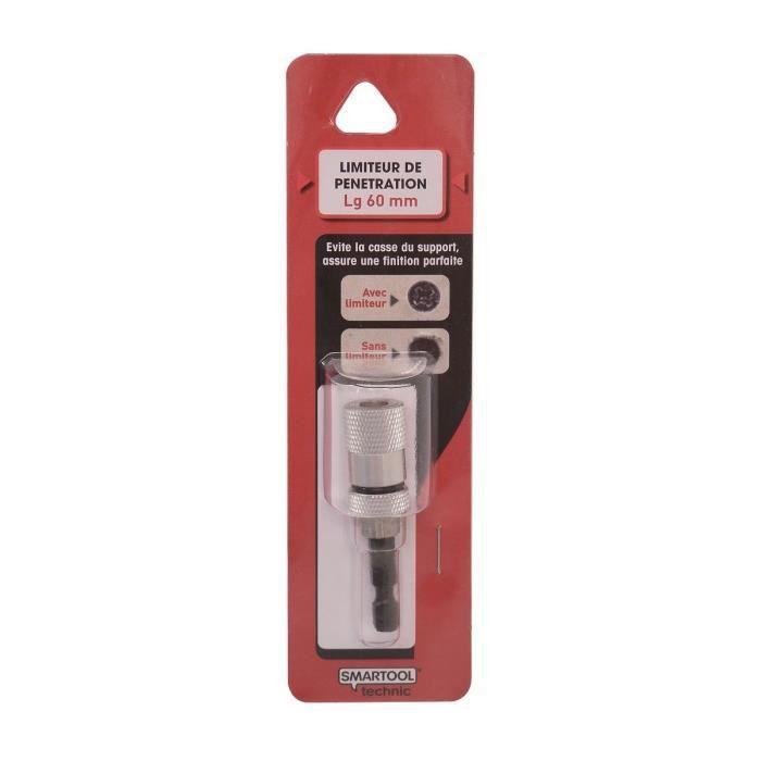 SMARTOOL Limiteur de pénétration LG60 mm pour usage intensif