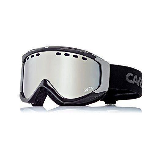 Zenith uS carrera masque de ski pour homme noir brillant argent  m0040590G992H 25e8f68bc48d