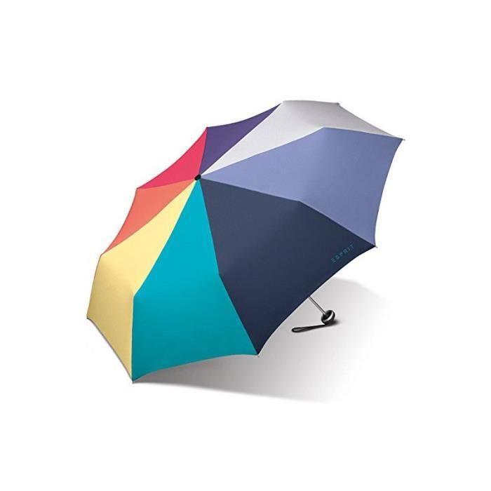 nouveau produit 4e463 3ff55 Parapluie Esprit Multicolore 97cm - Achat / Vente parapluie ...