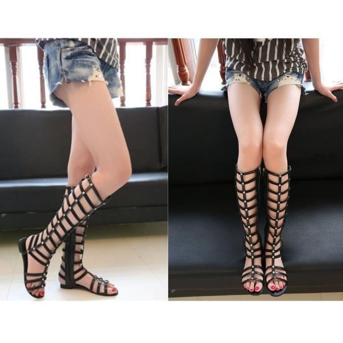 Chaussure Gladiateur Femme Pas Cher