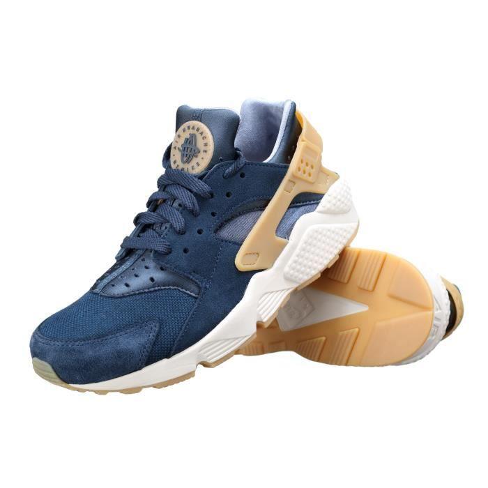 Basket Nike Air Huarache Run Se 852628 - 401 Ma...