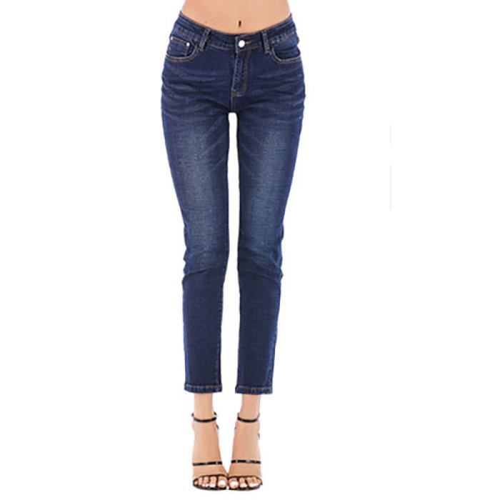 Femmes: vêtements Vêtements, accessoires Sept 7 For All Mankind Taille Haute Pantalon Taille Évasé Jambe Large Jeans 25