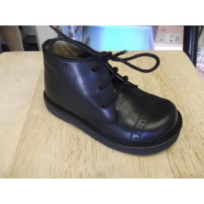 Chaussures enfants Botillons bébés garçons Pom d'Api Pointure 23