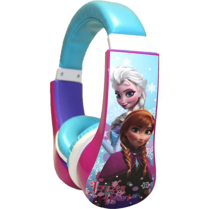 Casque audio enfant fille achat vente jeux et jouets - Jeux de fille reine des neiges ...