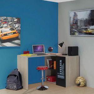 bureau style industriel achat vente pas cher. Black Bedroom Furniture Sets. Home Design Ideas