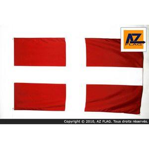 ec482c4b6de7 AZ FLAG Drapeau à Damier Noir et Blanc 150x90cm Polyester léger ...
