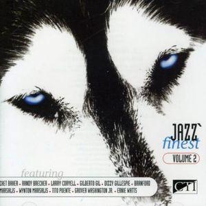 CD JAZZ BLUES Jazz Finest - Vol. 2-Jazz Finest