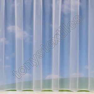 VOILAGE Rideaux style voilage pour fenêtre - avec passe-tr