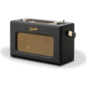 RADIO CD CASSETTE ROBERTS ROBREVIVALRD70BK Radio Numerique portable