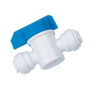 """10 Metres Flexible-tube alimentaire 1//4/"""" 6,35 mm réfrigérateur américain-BLEU"""