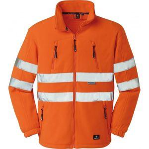 eebade7ea45c3 HAUTE VISIBILITÉ Veste softshell Haute visibilité orange Seattle Ta
