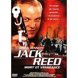 DVD FILM Jack Reed - Mort et vengeance