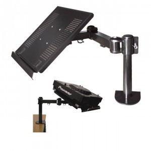 FIXATION ÉCRAN  Support vertical pour votre ordinateur portable