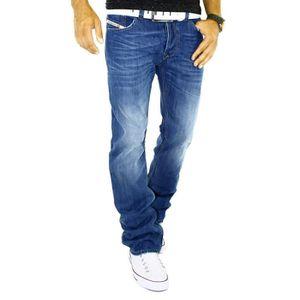 Jeans Diesel homme - Achat   Vente Jeans Diesel Homme pas cher ... bc75120a230