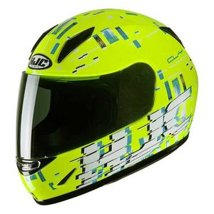 CASQUE MOTO SCOOTER Protections Casques Hjc Cl-y Garam