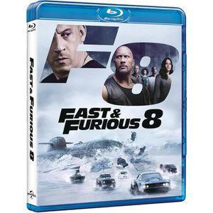BLU-RAY FILM Fast & Furious 8 Bluray
