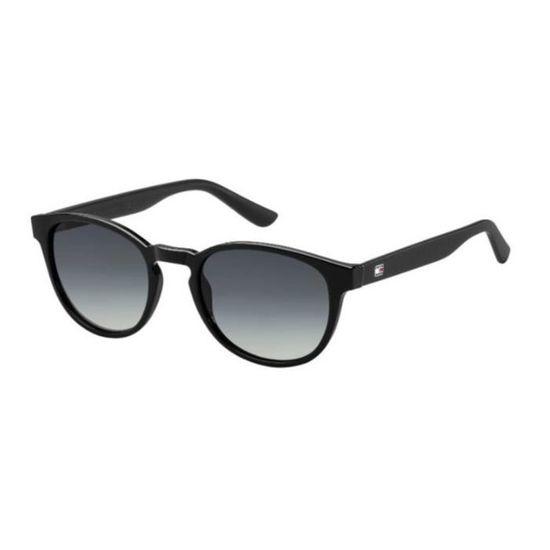 Lunettes de soleil Tommy Hilfiger TH 1422-S SHN BLACK (D28 HD) - Achat    Vente lunettes de soleil - Cdiscount eeb3eaa55fc2