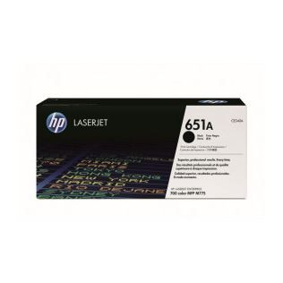 HP 1 Cartouche de toner 651A - 13 500 pages - Noir