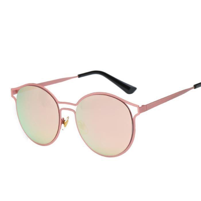 Premium vintage Mode rétro Lunettes de soleil Lunettes Eyewear Unisexe–Imprimé léopard IqzP8AgI