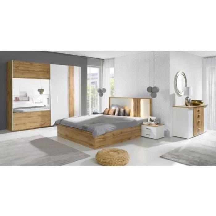 Price factory chambre à coucher complète wood chên