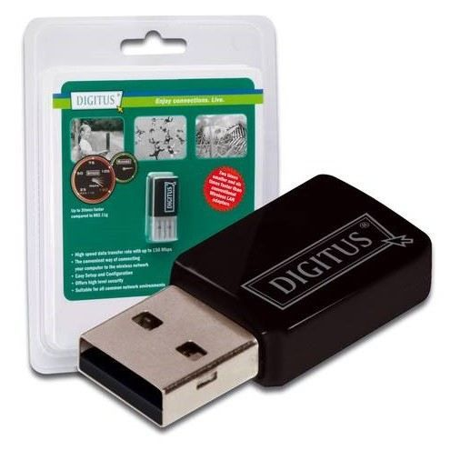 CLE WIFI - 3G 300MBIT DIGITUS DN-7053-2 300N USB