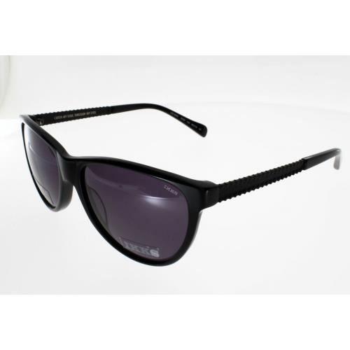 IKKS 21 6008 noir Femme Indice 3 - Achat   Vente lunettes de soleil ... a3d0ab687e84