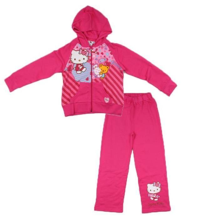 Vêtements enfant Hello Kitty - Achat   Vente Vêtements enfant Hello ... 47e7b97c80d
