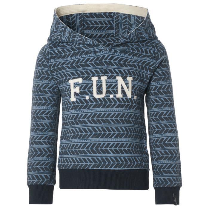 8dca71535511 Sweat Adrian vêtements bébé un vêtements enfant Noppies Bleu Ice ...
