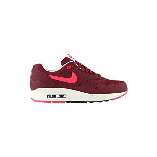 Nike Hommes Air Max 1 Premium 512033 Rouge - 660 Low 3Z8Z2W Taille-38 1-2 121b58472ec5