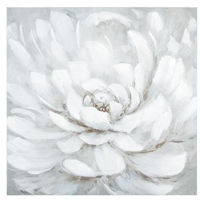Toile peinte fleur achat vente pas cher - Toile peinte pas cher ...