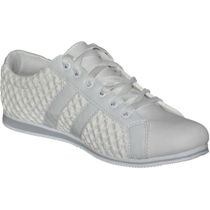 Chaussures sneakers basses Blanc sFUyW8J3u