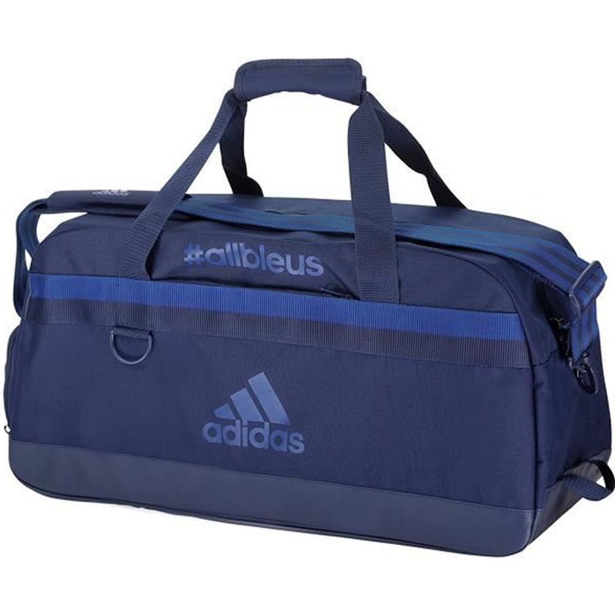 Sac Adidas Teambag  Allbleus Marine Taille L - Prix pas cher - Cdiscount 788fed82eecf