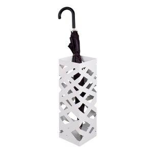 PORTE-PARAPLUIE Porte parapluies 48 cm blanc
