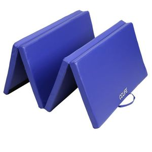 TAPIS DE SOL FITNESS CCLIFE Tapis de gymnastique pliable Tapis de yoga