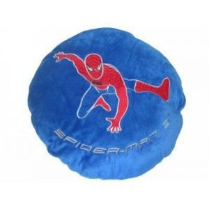 COUSSIN Coussin spiderman rond