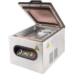 MACHINE MISE SOUS VIDE Machine sous vide automatique à cloche 6 Litres