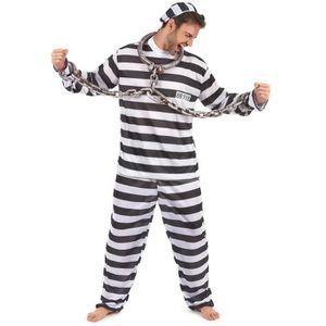 DÉGUISEMENT - PANOPLIE Déguisement prisonnier homme