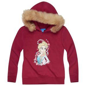SWEATSHIRT Disney La Reine des neiges   Sweat zippי א capuche