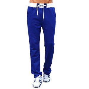 SURVÊTEMENT Pantalon de jogging Homme en mince technique coupe ... 2e5e9fdd7b4d
