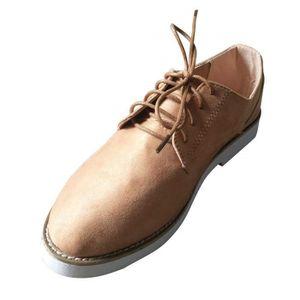 BOTTINE Ankle Boots Talon Vintage Bottines à Lacets Femme,