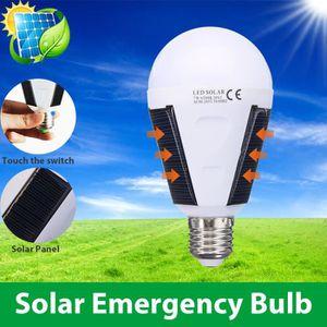 AMPOULE - LED Lumière D'ampoule LED Panneau Solaire Portatif Act