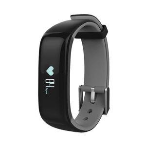 MONTRE CONNECTÉE WEE'PLUG Bracelet sport connecté Bluetooth SB18 GR